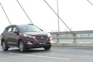 Hyundai triệu hồi 23.587 xe Tucson để thay cầu chì và cập nhật phần mềm hệ thống ABS