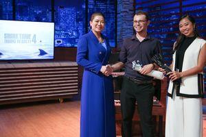 Shark Liên đầu tư 5 tỷ đồng cho startup sản xuất tay robot 'made in Vietnam'