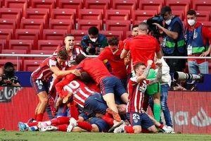 Real, Atletico Madrid tranh vô địch LaLiga