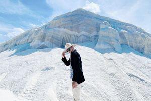 Cảnh sắc trắng xóa ngỡ trời Âu hóa ra là điểm đến tuyệt đẹp ở Ninh Thuận