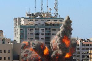 Liên hợp quốc quan ngại về tình hình căng thẳng tại Dải Gaza