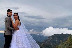 Tân Hoa hậu Hoàn vũ bị nghi đã kết hôn