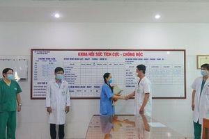 Nữ điều dưỡng Đà Nẵng phản vệ sau tiêm vắc xin phòng COVID-19 được ra viện