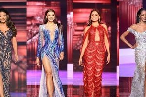 Chấm điểm Top 10 Miss Universe trong trang phục dạ hội, bạn ưng thiết kế nào nhất?