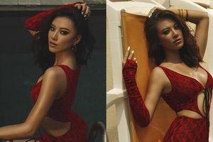 Á hậu Kim Duyên tiết lộ bí kíp giảm cân, khoe nhan sắc quyến rũ chuẩn Miss Universe