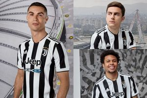 Giữa tin đồn ra đi, Ronaldo quảng cáo áo đấu Juventus mới