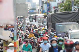 Hàng loạt dự án 'giải cứu' ùn tắc tại quận Bình Thạnh