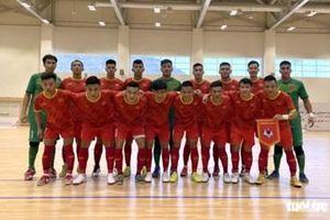 Giao hữu tại UAE: Việt Nam dẫn trước 2-1