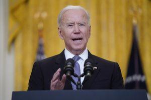 Tổng thống Biden đề nghị Israel ngừng tấn công Dải Gaza