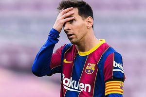 Barca còn mỗi Messi đáng xem