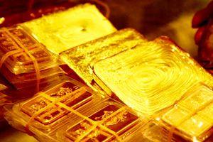 Giá vàng tiếp tục tăng mạnh lên mốc đỉnh trong 3 tháng