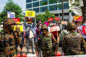 16 quan chức cấp cao Myanmar và thành viên gia đình hứng lệnh trừng phạt
