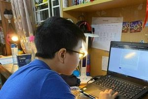 Nhiều trường học tại Hà Nội lên kế hoạch kiểm tra học kỳ 2 trực tuyến