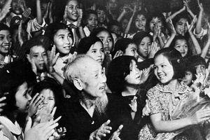 Những bài hát hay nhất về Hồ Chí Minh