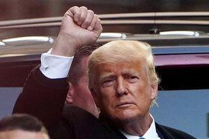 Ông Trump muốn Đảng Cộng hòa 'tái chiếm' Nghị viện