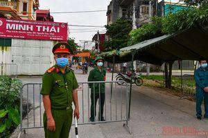 Cả nước có thêm 19 ca mắc Covid-19 mới, 13 ca ở Hà Nội