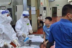 Trưa 18-5: Ghi nhận 85 ca nhiễm Covid-19 trong nước