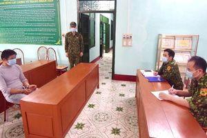 Ngăn chặn tình trạng xuất, nhập cảnh trái phép trên tuyến biên giới Quảng Ninh