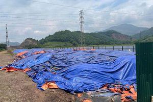 Nhanh chóng xử lý tình trạng rác thải gây ô nhiễm nghiêm trọng ở TP Hòa Bình
