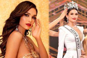 Ngắm thời trang gợi cảm tôn vòng eo của Á hậu 2 Miss Universe