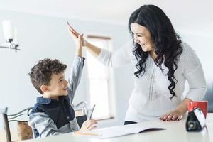 8 'bí quyết' nuôi dưỡng tư duy tích cực cho trẻ