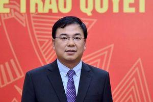 Thủ tướng bổ nhiệm ông Phạm Quang Hiệu giữ chức Thứ trưởng Ngoại giao