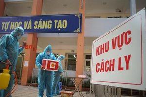67 điểm dân cư bị phong tỏa ở Hà Nội đã có phương án bầu cử