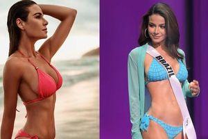 Body cực nóng bỏng của Á hậu 1 Miss Universe 2020