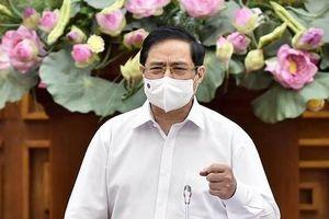 Thủ tướng Phạm Minh Chính: Không giao cho doanh nghiệp làm quy hoạch