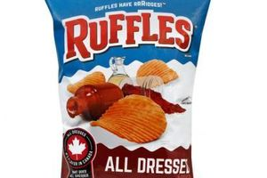 Gây dị ứng cho người sử dụng, khoai tây chiên Ruffles bị thu hồi