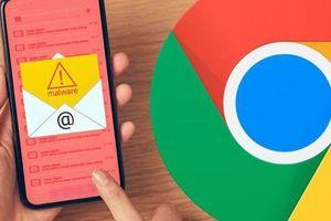 Cảnh giác trước ứng dụng Google Chrome giả mạo