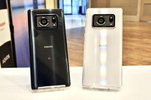 Sharp Aquos R6 ra mắt: cảm biến camera Leica 1 inch lớn nhất, màn hình 240Hz