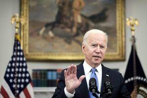 Tổng thống Mỹ Biden ủng hộ ngừng bắn giữa Israel và Palestine