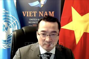 Việt Nam kêu gọi sử dụng các công nghệ mới đúng mục đích và luật pháp