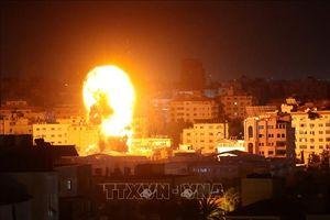 Xung đột Israel - Palestine: Israel pháo kích đáp trả vụ phóng rocket từ Liban