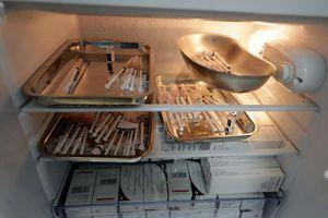 Vaccine Pfizer có thể bảo quản trong tủ lạnh tới 1 tháng