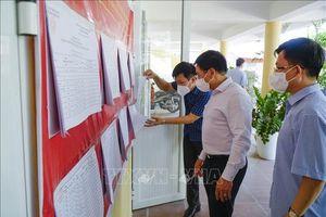 Điện Biện: Chủ động các phương án phòng, chống dịch trong Ngày Bầu cử