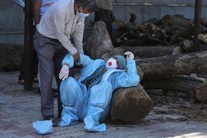 50 bác sĩ tử vong vì COVID-19 chỉ trong một ngày tại Ấn Độ
