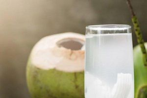 Nước dừa pha thêm 1 thìa thứ này, vừa ngon lại giúp trẻ hóa, thải độc