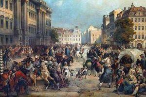 Lịch sử những lần quân Nga tiến công đánh chiếm Berlin
