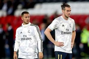 Real đưa 10 cầu thủ vào 'danh sách đen', bao gồm cả Hazard