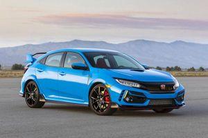 Honda Civic Type R 2021 được cải tiến những gì?