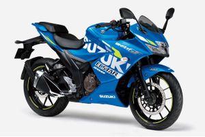 Suzuki Gixxer SF 250 2021: Công suất 26,5 mã lực, phanh ABS 2 kênh, giá gần 100 triệu