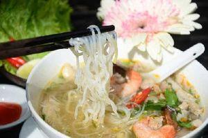 Bún Song Thằn - Đặc sản Bình Định ăn là nhớ