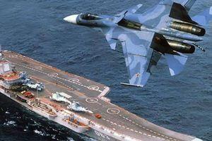 Nga sẽ 'vung tiền chơi lớn' với kế hoạch sở hữu ba tàu sân bay mới cứng