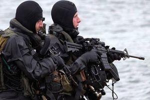 Đặc nhiệm SEAL của Mỹ đang luyện khả năng đối đầu với quân đội Nga ở Crimea