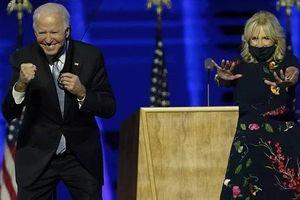 Thu nhập của nhà Biden giảm còn khoảng 600.000 đô la vào năm 2020
