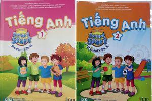 Liên tiếp 2 cuốn SGK tiếng Anh i-Learn Smart Start lớp 1 và 2 bị tố chứa nhiều 'sạn'