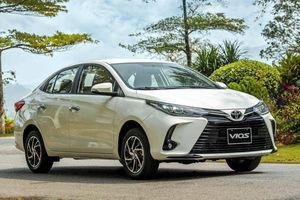 Toyota Vios liên tiếp thăng hạng, quyết giành lại ngôi vương