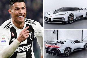 Ronaldo chuyển dàn siêu xe khỏi căn biệt thự ở Turin